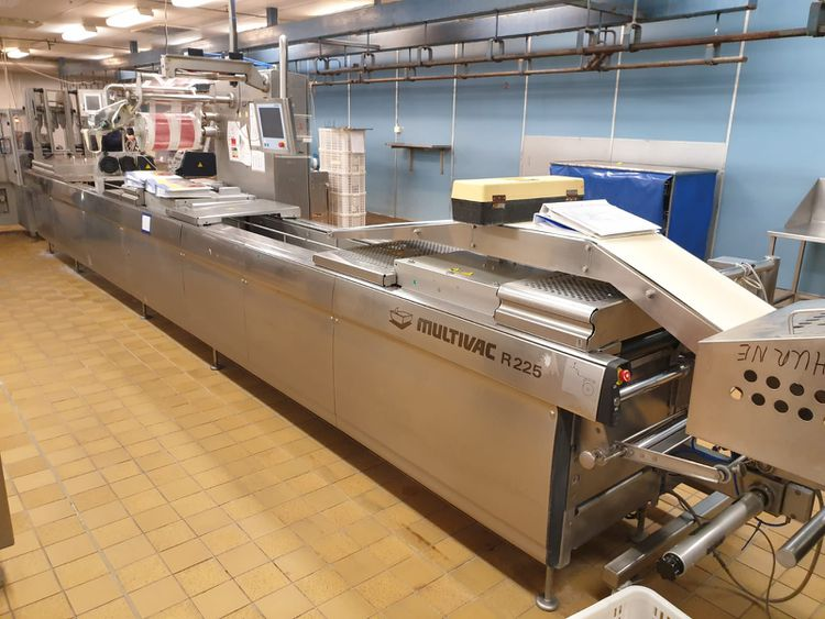 Online auction machinery and inventory due to the bankruptcy of Melkers Chark AB in Falun (SE)