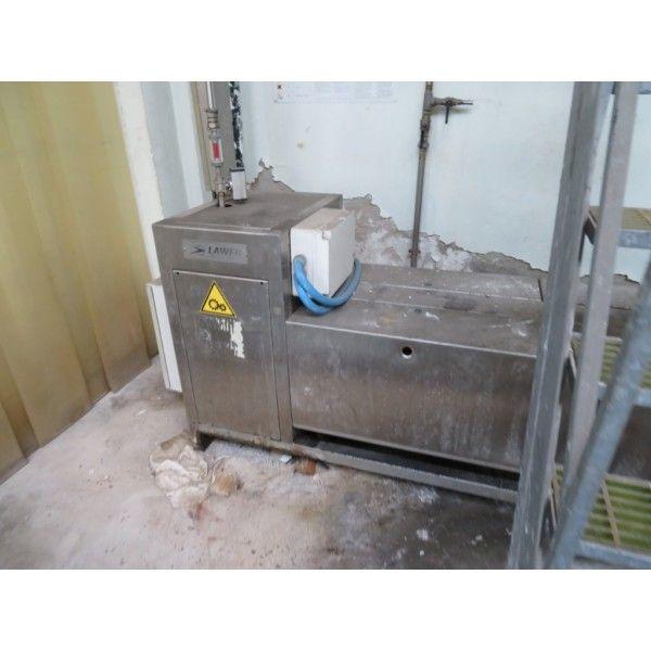 Lawer DOS-CHEM Chemical dispensing