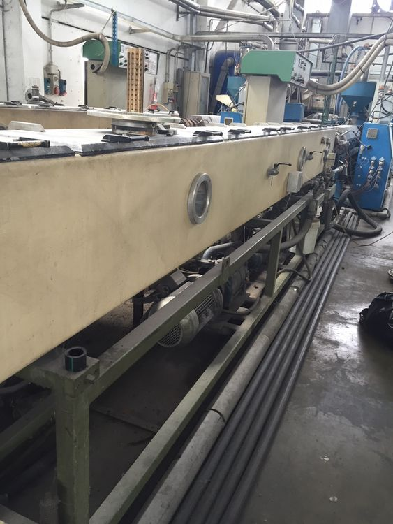 Amut AMUT HDPE PIPES EXTRUSION LINE