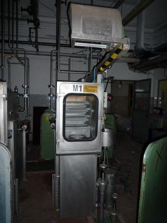Minox 30 Kg Jet Dyeing Machine