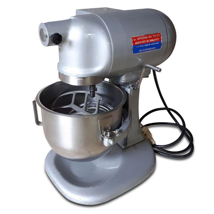 Hobart N50 planetary mixer