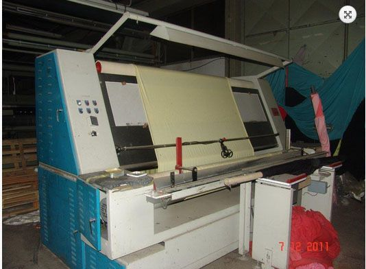 LK Inspection & Rolling Machine
