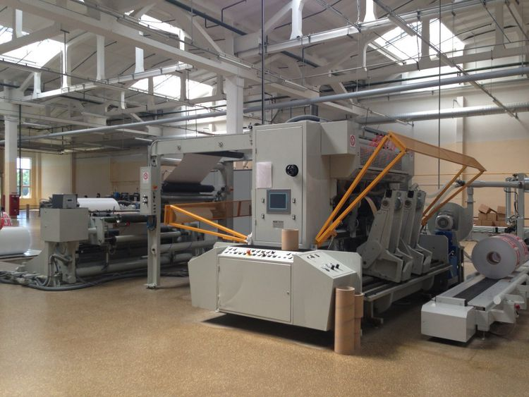 Tetra Pak Complete Plant For The Production of Aseptic Cartons