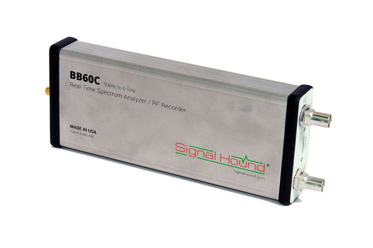 Others BB60C 9kHz – 6GHz Spectrum Analyzer/RF Recorder