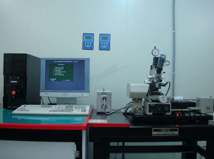 Solid State Measurements (SSM) SSM part