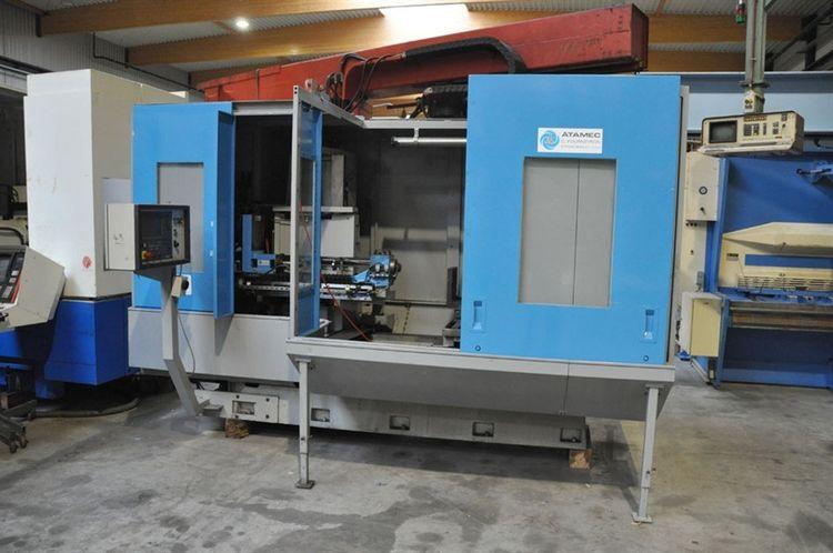 Batamec CNC deepdrilling FCN 540 12000 rpm