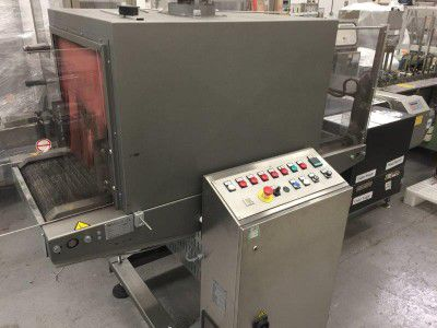 Multipack E600 , Srl Heat Tunnel