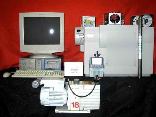 Agilent G2445A LC/MSD
