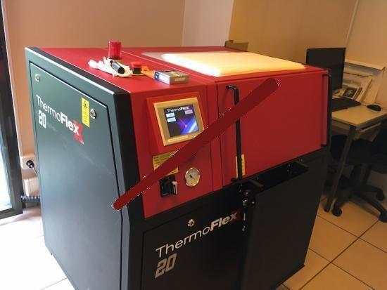 Thermoflex TFXX 20, CTP