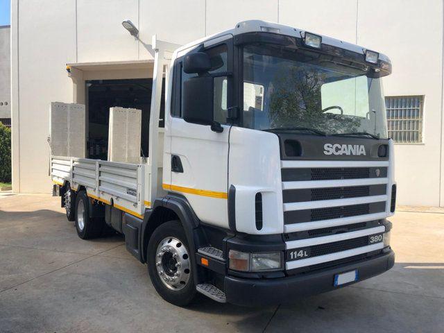Scania TRUCK SCANIA 380
