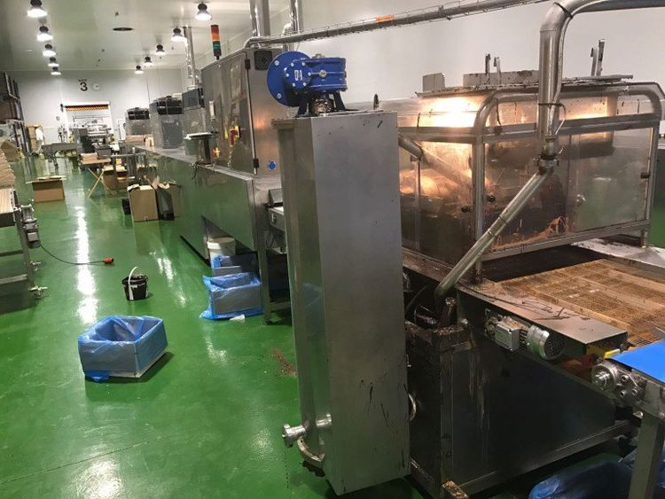 Others Chocolate Enrober System