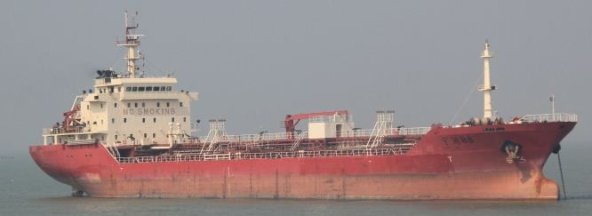 Others Coaster Type Chemical And Oil Tanker DWT:  11,137
