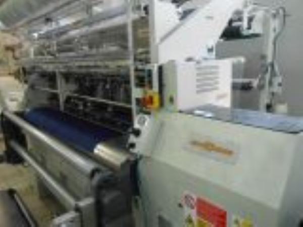 Meca 65 Eco Master Quilting machine