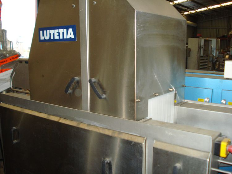 Lutetia Lutetia IMPB injector / tenderiser