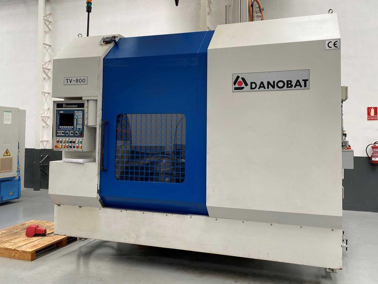 Danobat Danobat TV 800 CNC Vertical Lathe