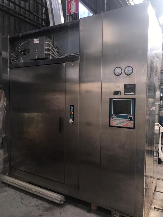 De Lama DLST/L-500 Sterilising Oven