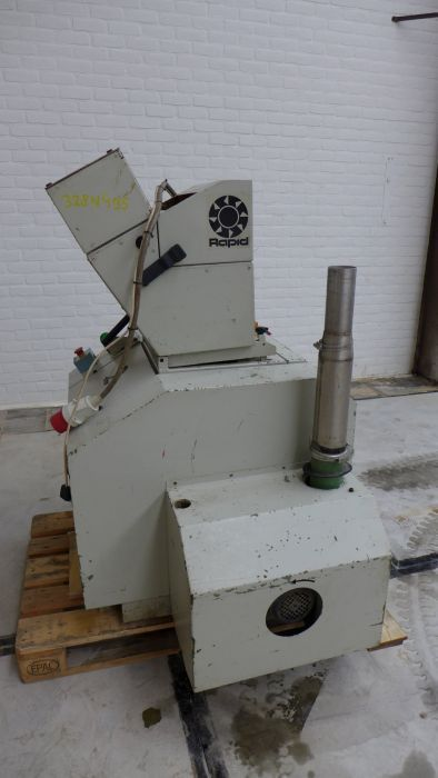 Rapid 2036-KUP Granulator