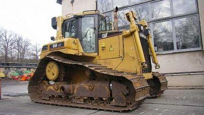 Caterpillar D6R LGP Bulldozer