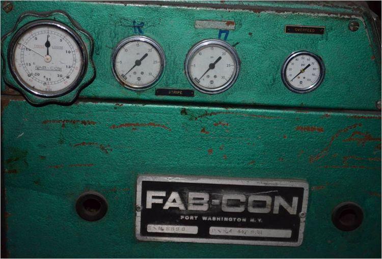 Fabcon Compactor for tubular fabric