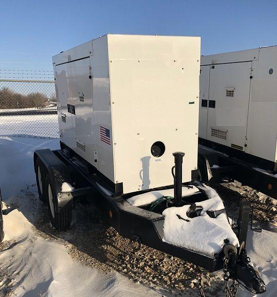 Multiquip DCA70 61 kW Standby