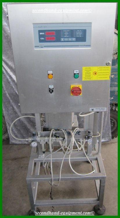 Maselli Misure IB-01 Analysis System