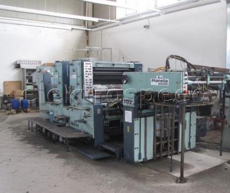 Heidelberg Supervariant P 24-6 Sw 70x100
