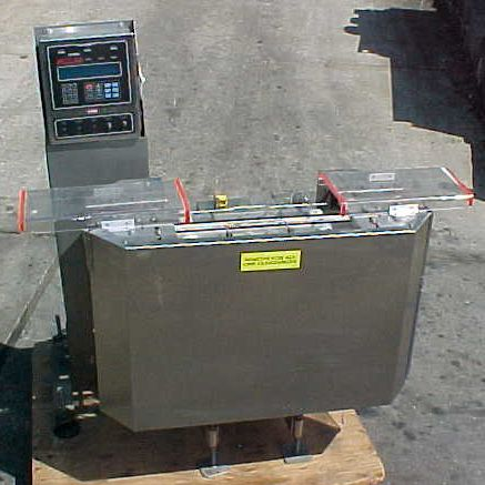 Ramsey Autocheck 4000 Pharmaceutical Grade Check Weigher