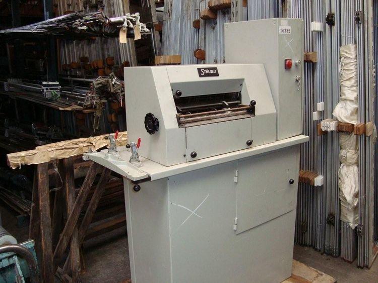 Staubli Electronic dobby punching machine -