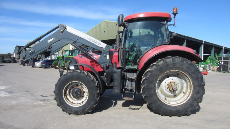 Case 155 Tractor