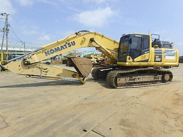Komatsu HB365-3 Excavator