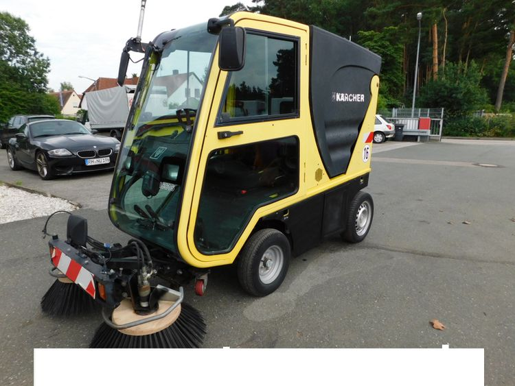 Others ICC 1S D, Sweeper