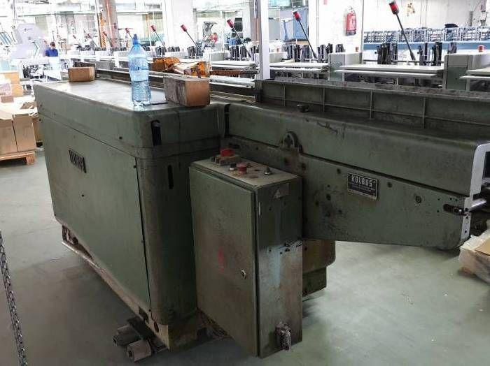 Kolbus FN, Perfect Binding machine
