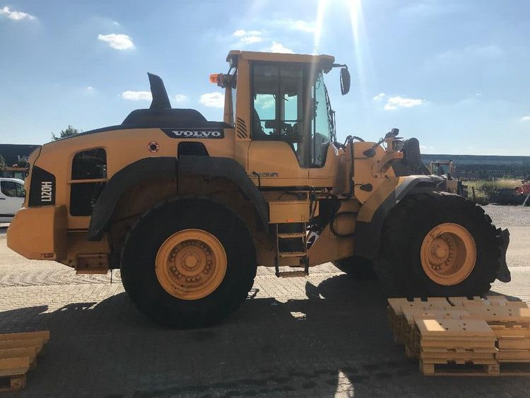 Volvo L 120 H Wheel Loaders