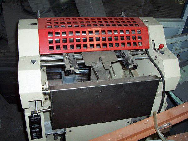 Therm-O-Type CR-100, Continuous Forms Collator