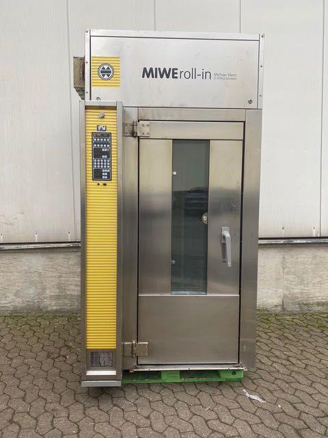 Miwe Rollin RI/FO 60/60 Elektro Rack-Oven