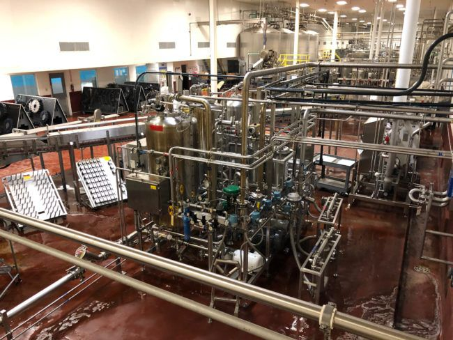 Moen, Sentry Carbonated PET Bottling Line