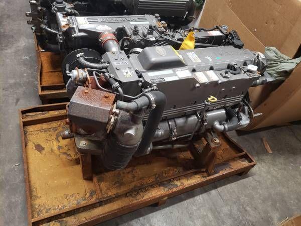 Yanmar 6LPA-STZP2 Yanmar 6LPA-STZP2  315 hp RTO