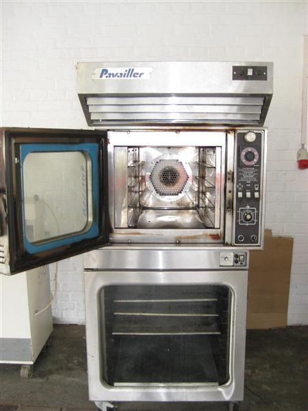 Paveiller Shop oven
