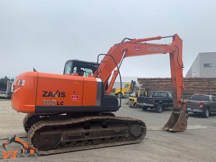 Hitachi ZX160LC-3 Excavator