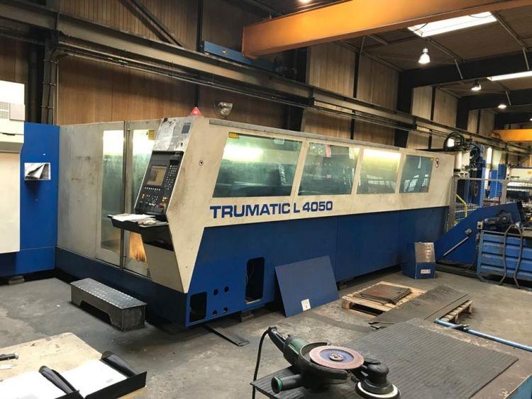 Trumpf TCL 4050 - 5000W Siemens Sinumerik 840 D