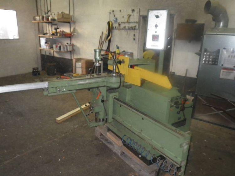 Panhans 261 Tenoring Machine