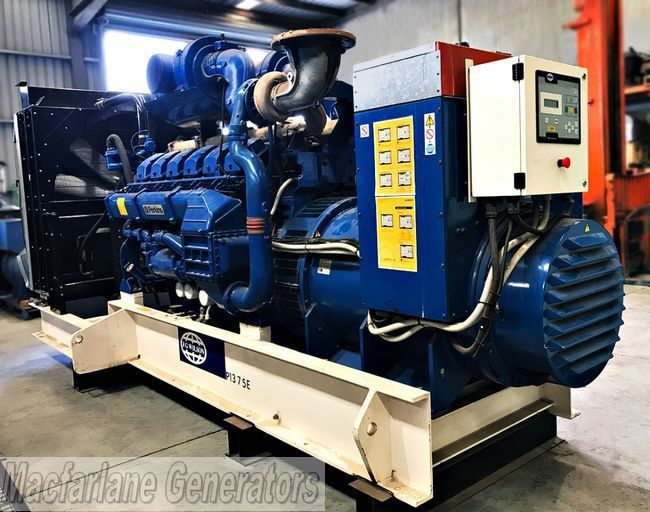 Perkins Open Generator  1375kVA