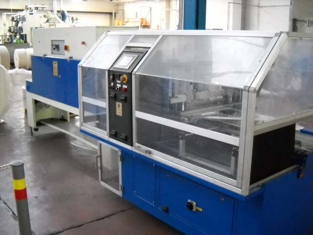 Lapack Automatic Wrapping Machine