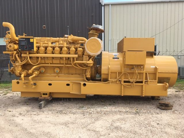 Caterpillar 3516B-HD Engine HP:     2150
