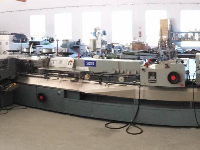 Brehmer ST 300 Stitching machine