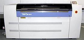 Screen PT-R8100, Platesetter