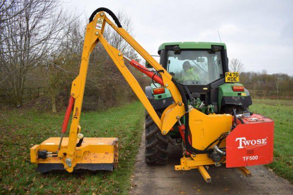 Twose  Tf500 Hedger Hedge Cutter