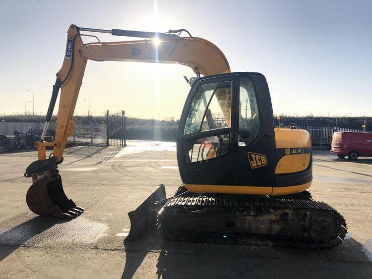 JCB JZ70 Excavator