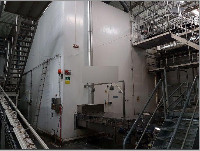 Heinen SF9.7-11-37,5 S Arctic Spiral Freezer