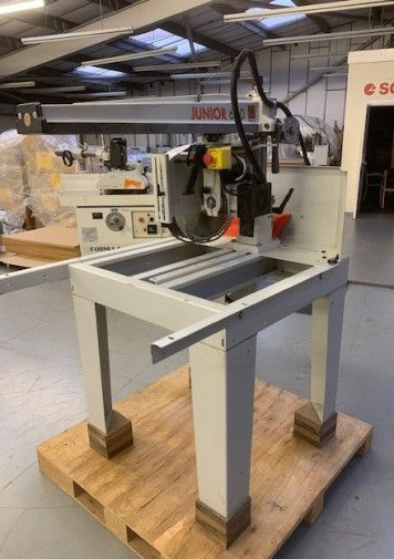 Maggi JUNIOR 640, Radial Arm Saw